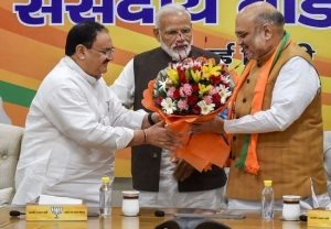 PM Modi congratulates Nadda for his election as BJP chief, praises Amit Shah too