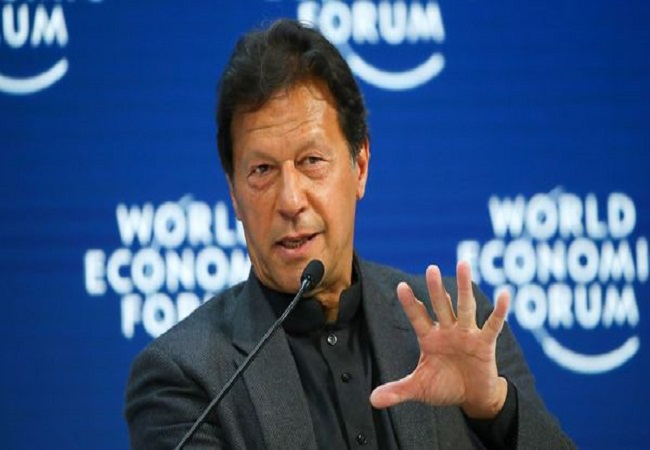 Pak's potential for trade will grow once relations get normal with India: Imran Khan