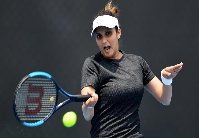 Sania enters women's doubles semifinals of Hobart International