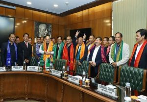 Govt signs historic Bodo peace accord