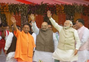 PM Modi, Yogi Adityanath among BJP star campaigners for Delhi Assembly polls