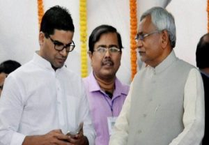 Prashant Kishor inducted in JD(U) on Amit Shah's request, reveals Nitish; poll strategist hits back