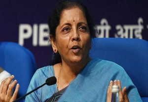 Covid-19 Economic Task Force to announce relief package soon: Sitharaman