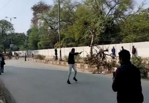 'Game Over', wrote Jamia attacker on Facebook before opening fire on protesters