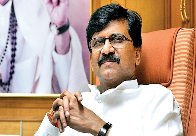 Whenever people have targeted Indira Gandhi, I have stood up for her: Sanjay Raut