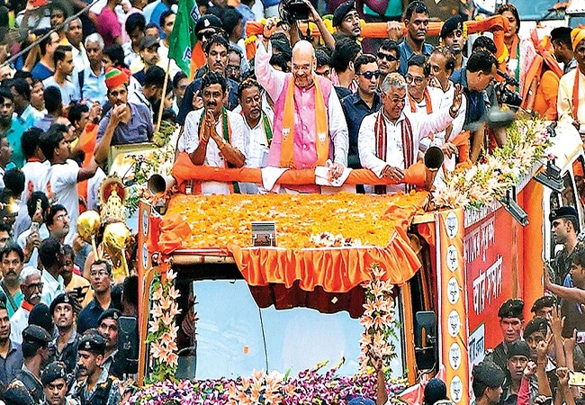 Amit Shah: Modern-day Chanakya who helped BJP expand exponentially