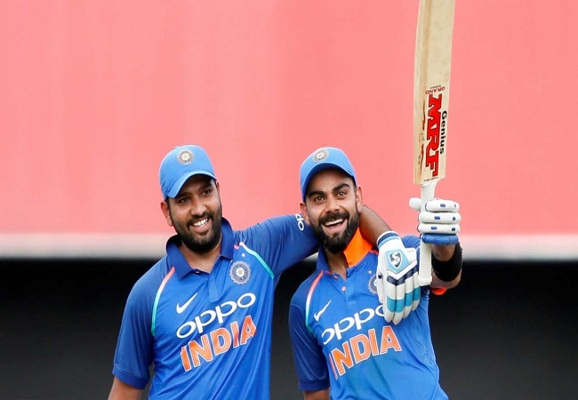 Virat Kohli overtakes Rohit Sharma to become highest scorer in T20I