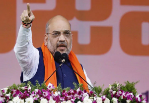 Amit Shah accuses Congress, AAP of provoking minority community to cause riots in Delhi