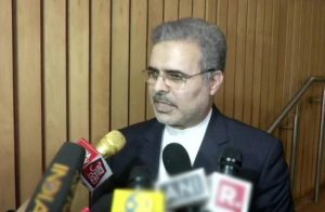 Iran not looking for war, airstrike in Iraq part of our response: Tehran's envoy to India