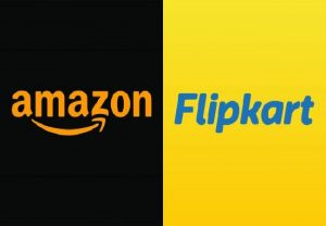 Amazon, FlipkarT
