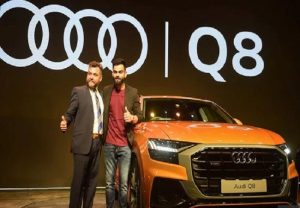 Audi Q8 launched @ Rs 1.33 crore: Price & Specifications; Kohli spotted driving SUV (VIDEO)