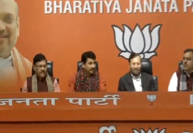 Battle for Delhi: BJP releases 1st list of 57 candidates for Assembly elections (VIDEO)