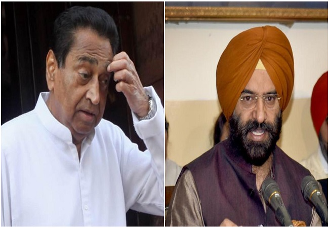 Kamal Nath will be dragged out by collar if he addresses rally in Delhi: Manjinder Sirsa