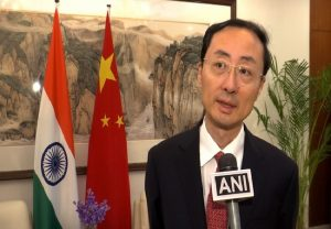 A remarkable year for China-India ties, joint efforts will take it to new heights: Chinese Envoy