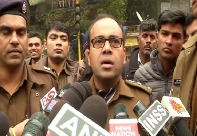 Police deployment in JNU campus will continue, says DCP Devendra Arya