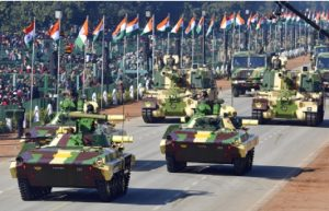 IN PICS: Full dress rehearsal for Republic Day parade