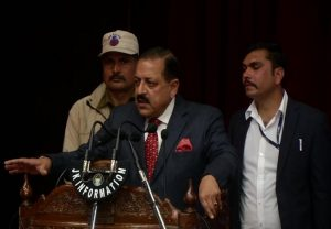 Attack on Sikh shrine in Pakistan shows that minorities are treated badly there: Jitendra Singh