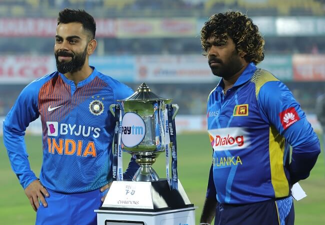 India win toss, opt to bowl against Sri Lanka in Guwahati T20I