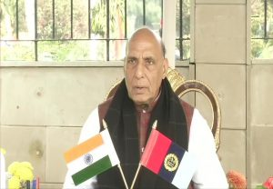 J-K children are nationalists but sometimes guided in wrong direction: Rajnath
