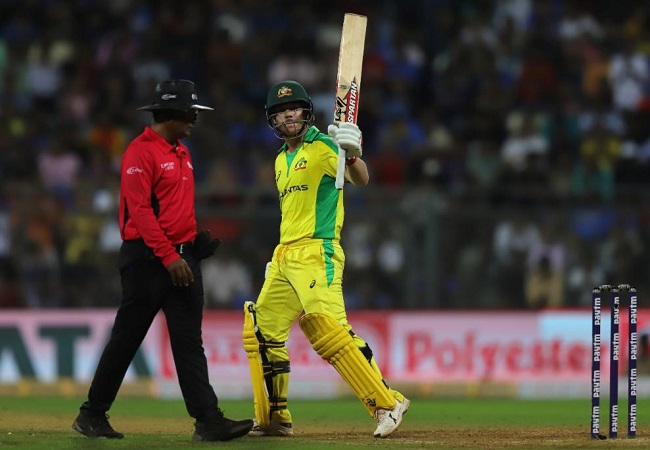 David Warner becomes fourth fastest batsman to 5000 ODI runs