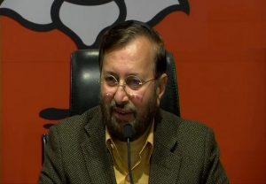 AAP negligence behind delayed hanging of Nirbhaya rapists: Prakash Javadekar