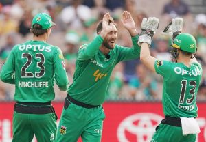 Spirited bowling performance helps Melbourne Stars defeat Perth Scorchers in BBL