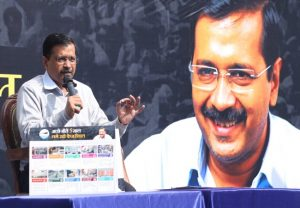 EC warns Kejriwal for violating MCC by promising Mohalla clinics in court complexes