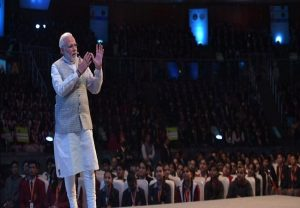 Extra-curricular activities needn't be glamour driven: PM Modi