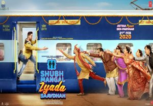 'Shubh Mangal Zyada Saavdhan' is Bollywood's fun yet progressive take on homosexuality