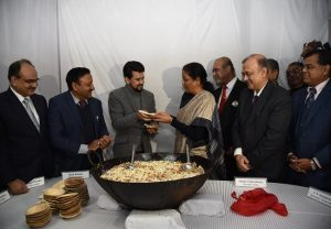Budget document printing begins with 'halwa' ceremony at North Block