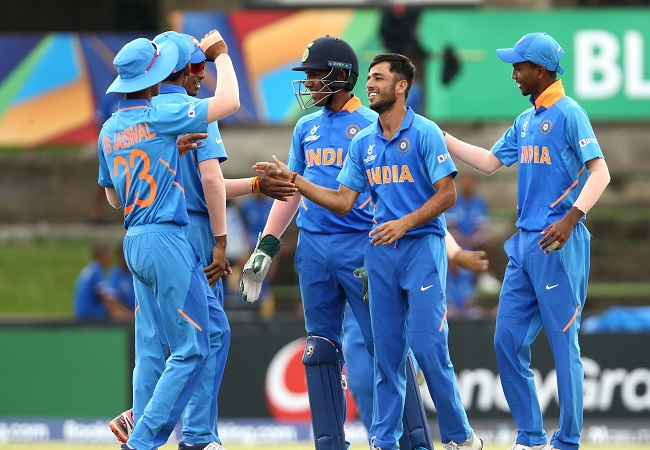Indian colts shine, Japan dismissed on U19 CWC's joint second-lowest total