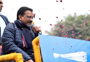 BJP doesn't want Shaheen Bagh road to be opened, says Kejriwal