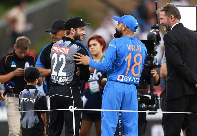 India asked to bat first in 3rd T20I against New Zealand