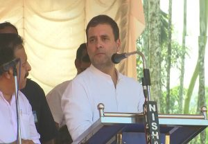 Not just state enterprises, PM Modi may even sell Taj Mahal: Rahul in poll rally