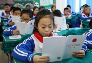 China bans overseas textbooks in primary and junior high schools