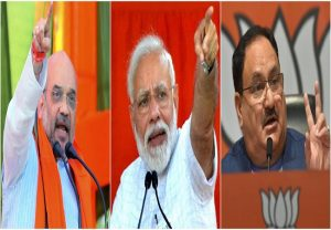A shift in strategy, BJP to hold massive rallies too in run-up to Delhi polls
