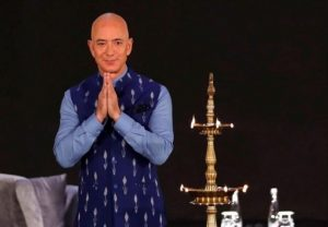 Jeff Bezos doesn't tell journalists what to write: Washington Post hits back at BJP's Chauthaiwale