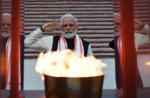 In a first, PM Modi to visit National War Memorial before Republic Day Parade