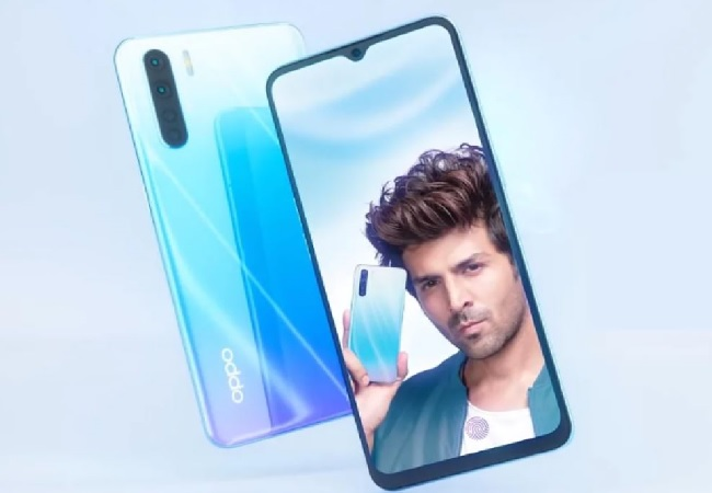 Oppo F15 launched in India with 4,000mAh Battery, Quad Rear Cameras and more