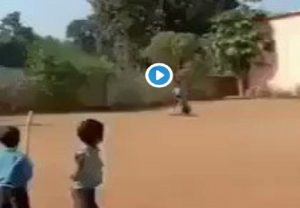 Tendulkar shares video of disabled boy playing cricket to inspire people