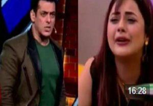 Bigg Boss 13: When Salman gave an earful to Shehnaz Gill