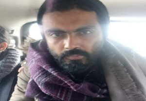 Sharjeel Imam arrested from Jahanabad in Bihar for sedition