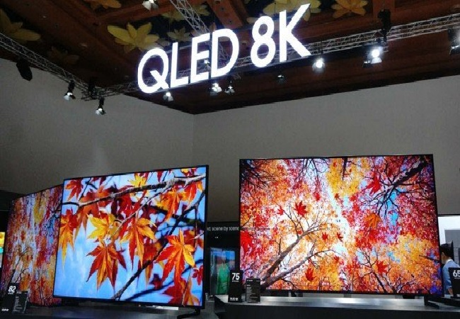 TV at CES 2020