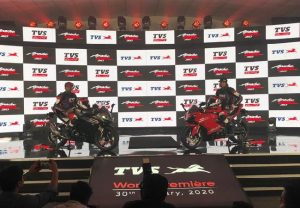 TVS Motor Company launches TVS Apache RR310 BS-VI 2020 motorcycle