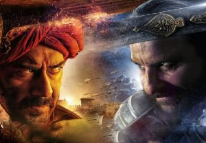 'Tanhaji: The Unsung Warrior' mints 15.10 crore on opening day