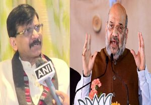 'If Amit Shah wants Belgaum border dispute can be resolved': Sanjay Raut