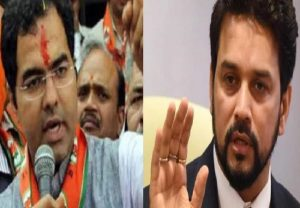 Delhi Polls: EC orders removal of Anurag Thakur, Parvesh Verma from BJP's star campaigners list