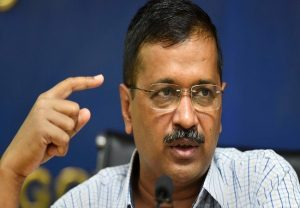 Why is EC not yet releasing final poll percentage, asks Kejriwal