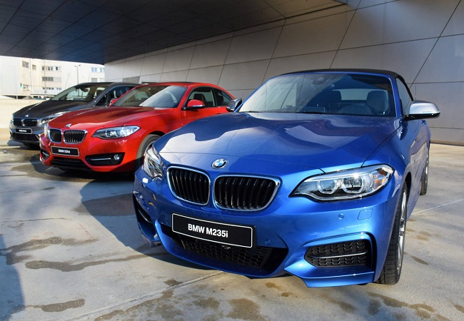 BMW Group India delivers 9641 cars in 2019