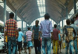 Jhund Teaser: Amitabh Bachchan and Nagraj Manjule introduce notorious group of slum dwellers